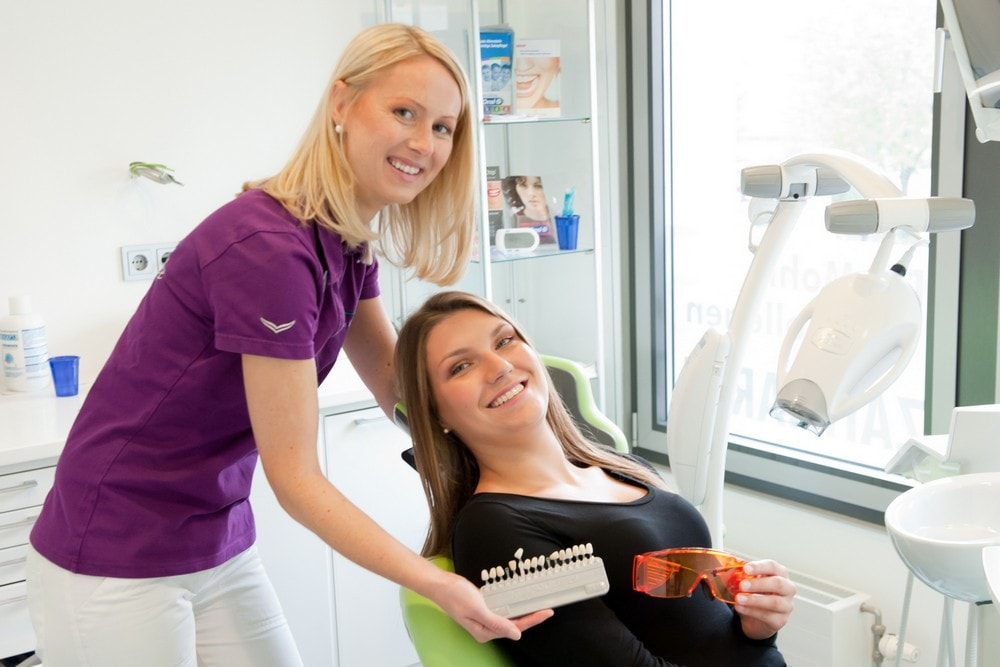 Zahnbleaching und Zahnaufhellung in Neu-Isenburg bei Offenbach