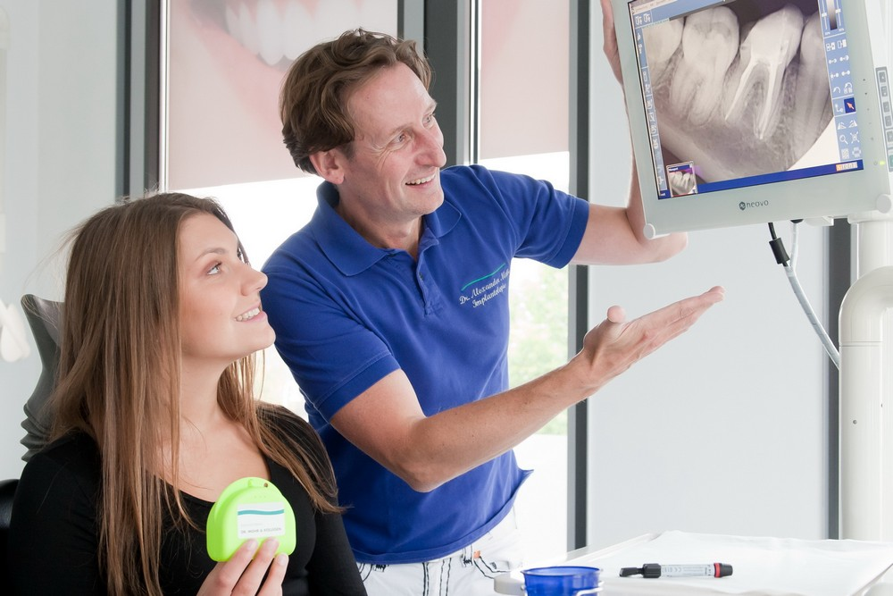 Wurzelbehandlung in Neu-Isenburg, Frankfurt - Zahnarzt Dr.Mohr